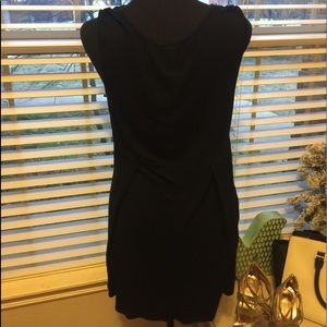 Tops - Black NYC sleeveless shirt